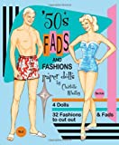 '50s Fads and Fashions Paper Dolls, Charlotte Whatley, Paper Dolls, 1935223216