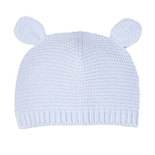 Absorba Boutique Bonnet - Sombrero para Niña azul (Ciel)