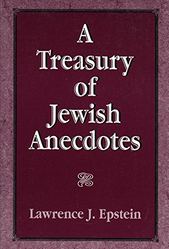 A Treasury of Jewish Anecdotes by Brand: Jason Aronson, Inc.