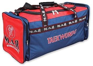 MAR InternationalLtd Taekwondo Kit Bag Mixed Martial Arts Holdall Training Sports Supplies Fitness Equipment Gym