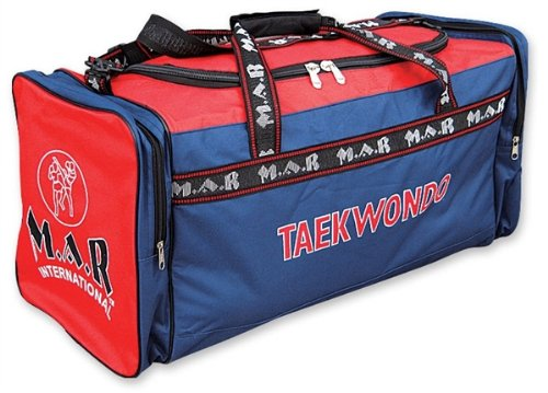 M.A.R InternationalLtd Taekwondo Kit Bag Mixed Martial Arts Holdall Training Sports Bag Supplies Fitness Equipment Gym Bag Gear M.A.R International Ltd