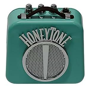 danelectro electric guitar mini amplifier aqua n10a musical instruments. Black Bedroom Furniture Sets. Home Design Ideas