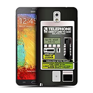 Head Case Designs Dealing with Fear Verse Phone Replacement Battery Back Cover for Samsung Galaxy Note 3 N9000 N9002 N9005