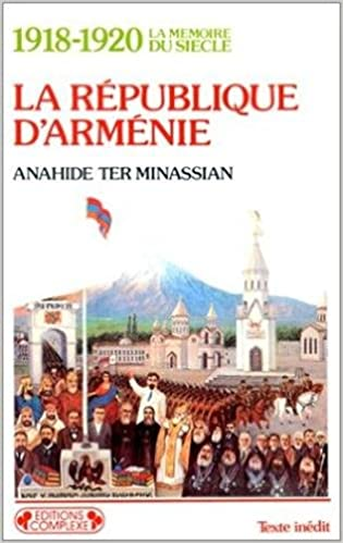 Anahide, une mémoire arménienne (French Edition)