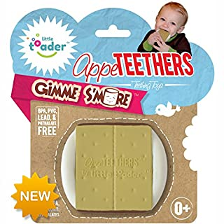 Teething Toys - BPA Free - Gimme S'More Appe-teethers (Smores)