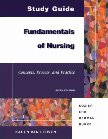 Fundamentals of Nursing Study Guide