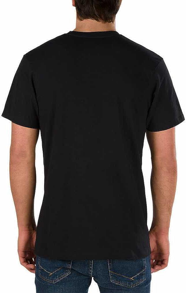 Vans Men's Print Box T-Shirt Black-white