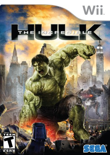 The Incredible Hulk - Nintendo Wii