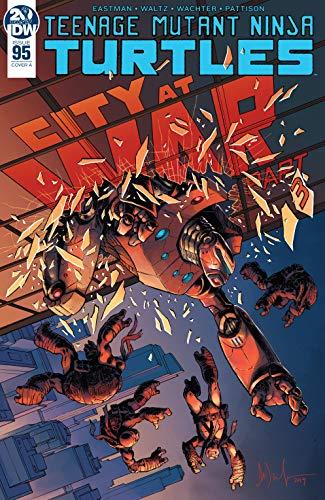 Amazon.com: Teenage Mutant Ninja Turtles #95 eBook: Tom ...