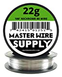 Nichrome 80 - 100' - 22 Gauge Resistance Wire