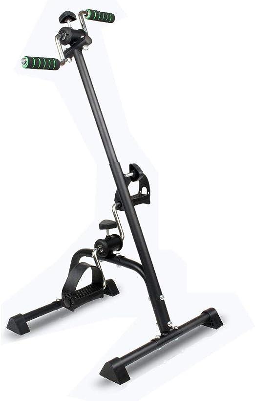 TMIL Cardio Fitness Trainer, Bicicleta De Spinning De Brazo Y Pierna con Doble Pedal En Casa Pedalier De Ejercicio con Manillar Suave, Equipo De Fitness para Adultos Mayores Y Ancianos: Amazon.es: Hogar