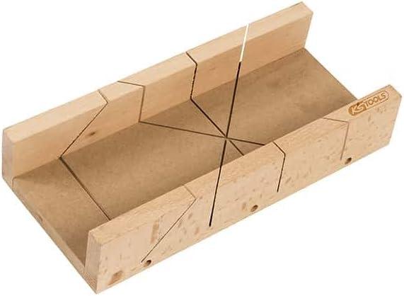 Caja para ingletes de madera, 907.2513: Amazon.es: Bricolaje y ...