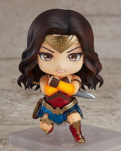 Ultra Good Smile Wonder Woman Movie Heros Edition Nendoroid Action Figure