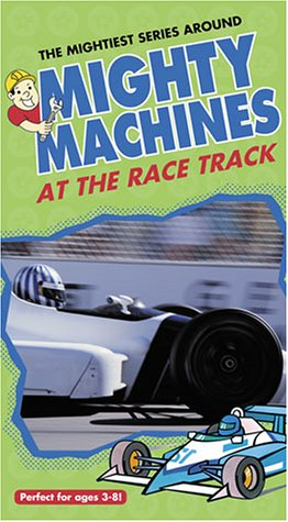 mighty machines vhs - 9