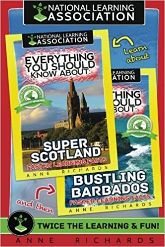 Book Everything You Should Know About: Barbados and Scotland