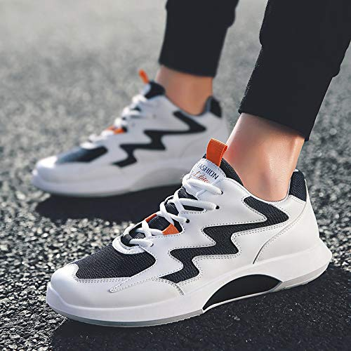 Sport Resistant Men's Slip Fashion Non Men Shoes NANXIEHO Trend Leisure Running Shoes Wear ZRUqwUvtP