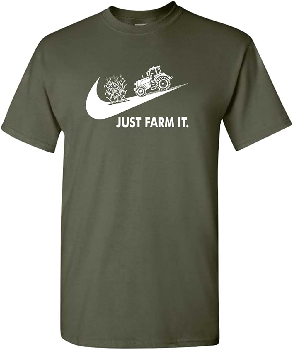 Campus Originals Just Farm It Funny Farmers T-Shirt/Sweatshirt