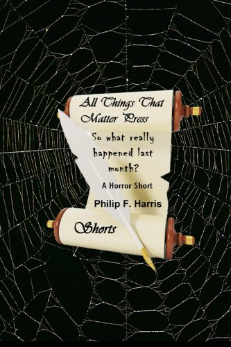 0f52c8da3f Amazon.com: So what really happened last month? eBook: Philip Harris ...