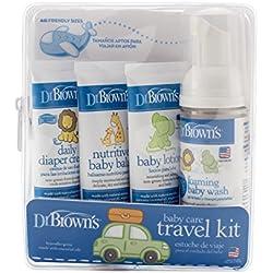 Dr. Brown's Skin Care Travel Kit