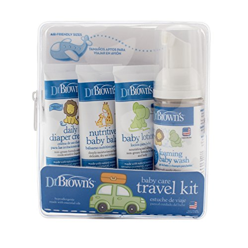 Dr Browns Skin Care Travel