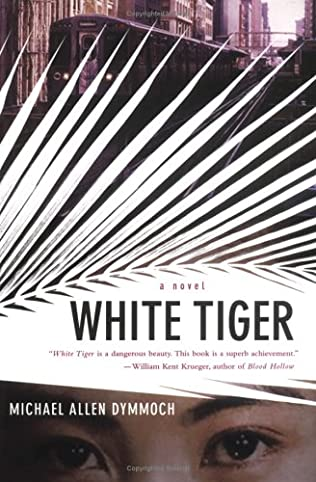 book cover of White Tiger
