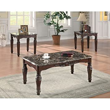 Amazon.Com: Coaster Home Furnishings Traditional Living Room 3