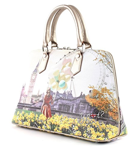 BUGATTI TOWER Y DONNA BAG FLOWER J BORSA 325 INSTANT NOT wAaHqgt