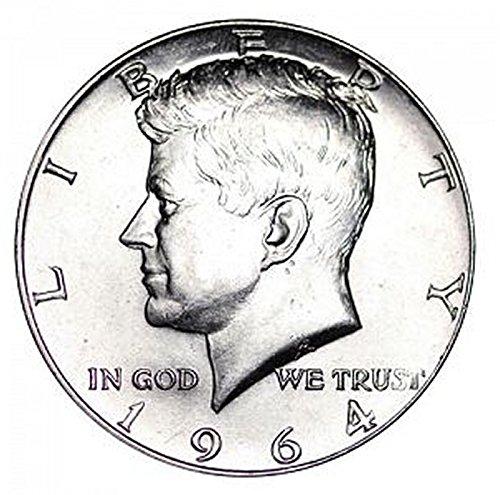 1964 D Kennedy Half Dollar Uncirculated