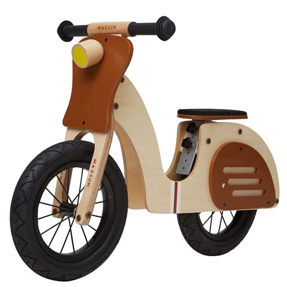 Ahorre hasta un 70% de descuento. Hejok Bicicleta De Equilibrio Infantil, Coche Equilibrio Equilibrio Equilibrio para NiñOs Madera - Bicicleta para Correr - Primera Bicicleta - Bicicleta De Entrenamiento - Bicicleta para NiñOs PequeñOs  el más barato
