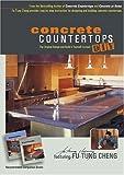 Concrete Countertops DIY (Instructional DVD) featuring Fu-Tung Cheng