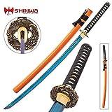 Shinwa Imperial Blue Samurai Sword