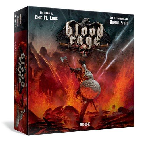 Blood Rage Set da tavolo (Edge Entertainment edgblr01)