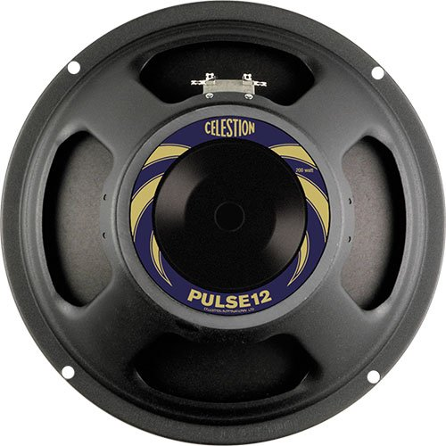 Celestion Pulse Series 12 Inch 200 Watt 8 ohm Ceramic Bass Replacement Speaker 12 in. 8 Ohm by CELESTION