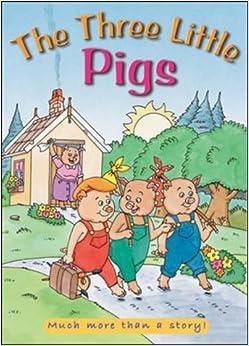 The Three Little Pigs (A Little Golden Book)