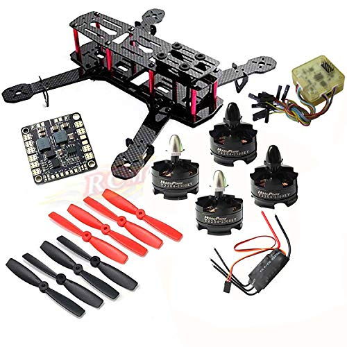 Hobbypower DIY 250 Mini Quadcopter H250...