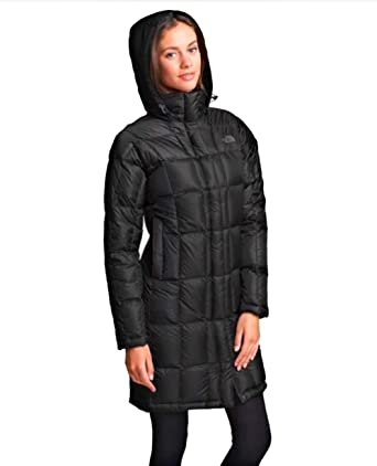 19fffe7c2 Amazon.com: The North Face Women Metropolis Parka -RTO - TNF Black ...