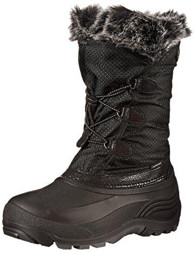 Kamik Powdery Kids Winter Boot (Toddler), Black, 10 M US Toddler