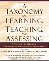 F.R.E.E A Taxonomy for Learning, Teaching, and Assessing: A Revision of Bloom's Taxonomy of Educational Objectives, Abridged Edition [W.O.R.D]