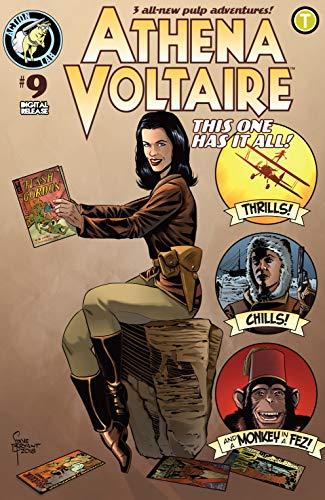 Athena Voltaire #9 ()