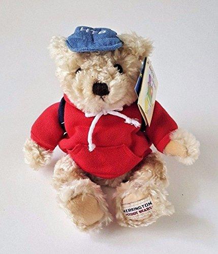 HERRINGTON CELEBRATION LIMITED EDITION BACK TO SCHOOL BACKPACK TEDDY BEAR