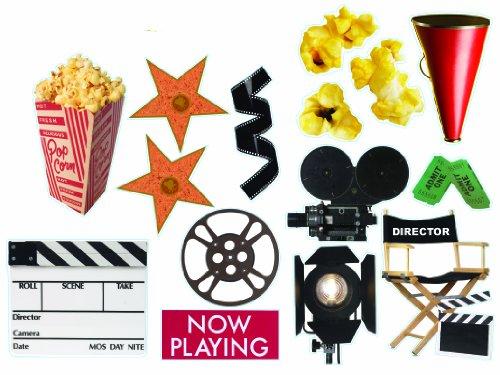 Eureka Movie Theme Deco Kit (840312) -