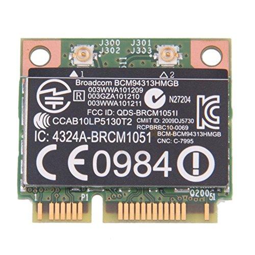 New Broadcom Bcm94313hmgb 657325 001 Wifi Bluetooth 4 0 Pcie Card For Hp Laptop