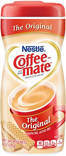 Coffee mate Original 6 Ounce Jars Pack