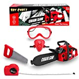 Kids Tool Set, Toy Choi's Power Tools Electric Chainsaw Toy Tool Set