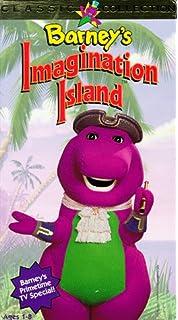 Amazon Com Barney A Day At The Beach Vhs Bob West Julie