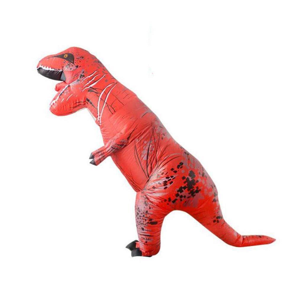 Disfraz de Dinosaurio Adulto Inflable de Halloween Fiesta de ...