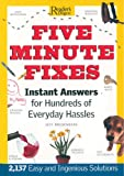 Five Minute Fixes, Jeff Bredenberg, 0762108088