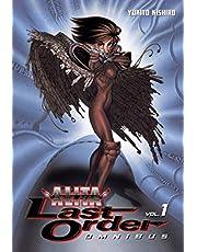 Battle Angel Alita Last Order Omnibus 1