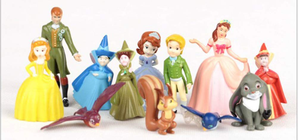 The Royal Family from Disney Junior's Sofia the First Mini Figures Cake Topper by ATII
