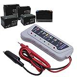 toyofmine H4/9003 8000LM 6000K Car COB LED Conversion Headlight Bulb Hi/Lo Beam White USA
